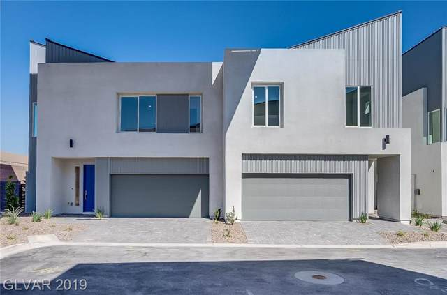 2870 Blue Key #2, Las Vegas, NV 89123 (MLS #2127815) :: Performance Realty