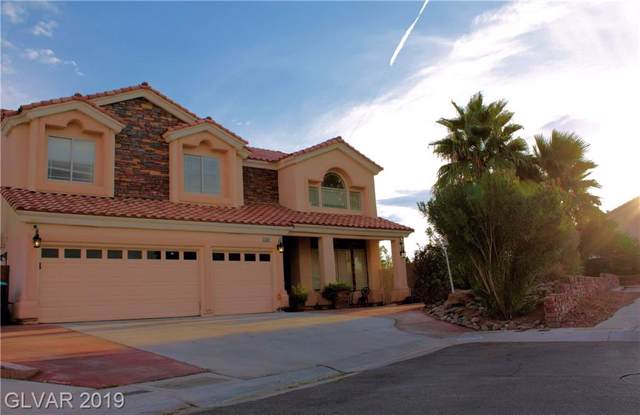 10347 John Wayne, Las Vegas, NV 89183 (MLS #2128342) :: Capstone Real Estate Network