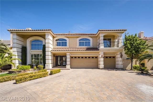 11140 Kilkerran, Las Vegas, NV 89141 (MLS #2129732) :: Capstone Real Estate Network