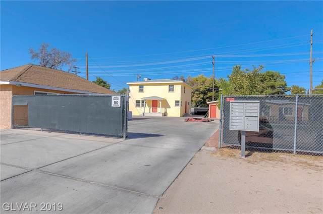 2121 Carroll, North Las Vegas, NV 89030 (MLS #2129792) :: The Snyder Group at Keller Williams Marketplace One