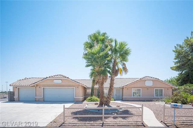 6101 Bronco Loco, Las Vegas, NV 89108 (MLS #2131783) :: Signature Real Estate Group
