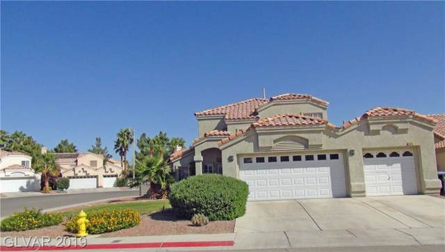 1912 Camino Mirada, North Las Vegas, NV 89031 (MLS #2133033) :: Vestuto Realty Group