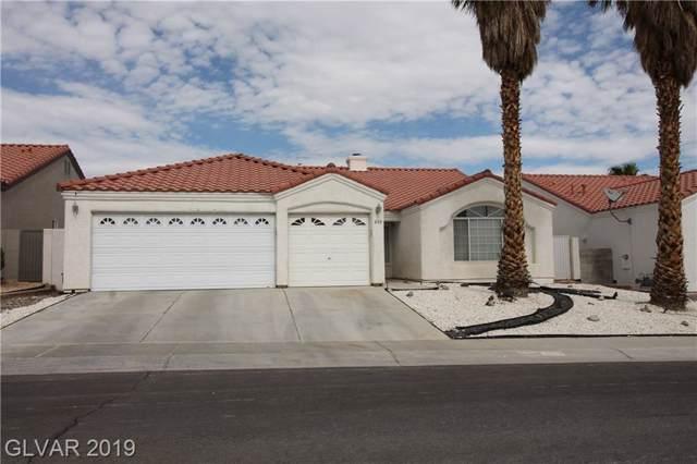 608 Park Landing, North Las Vegas, NV 89032 (MLS #2133146) :: Signature Real Estate Group