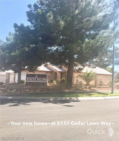 5117 Cedar Lawn, Las Vegas, NV 89130 (MLS #2133240) :: The Snyder Group at Keller Williams Marketplace One