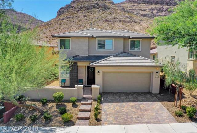 5749 Mesa Mountain, Las Vegas, NV 89135 (MLS #2133732) :: Trish Nash Team
