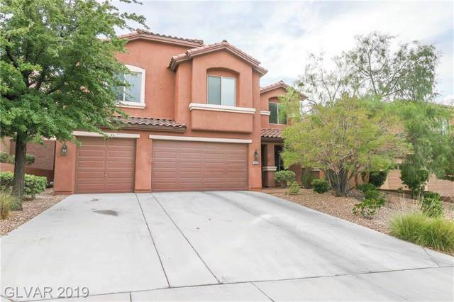 2525 Bechamel, Henderson, NV 89044 (MLS #2133941) :: Trish Nash Team
