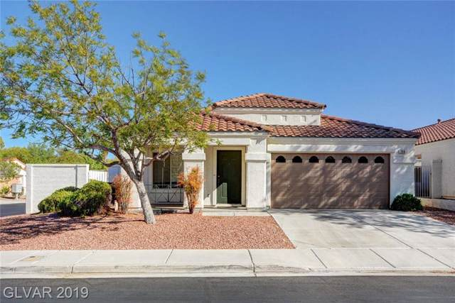 268 Spring Palms, Henderson, NV 89012 (MLS #2134270) :: Capstone Real Estate Network