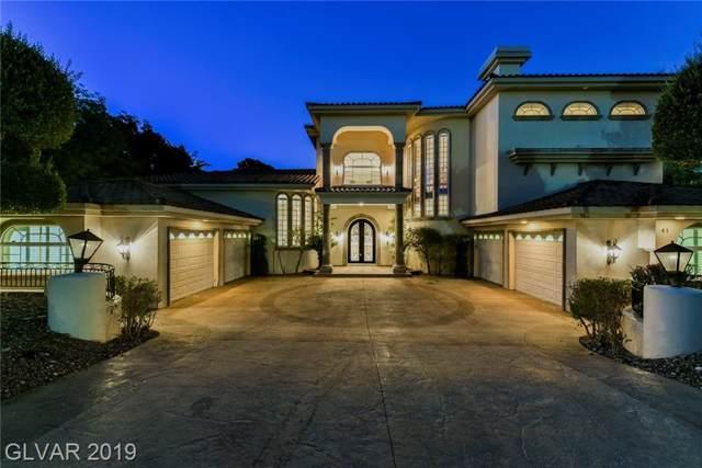 41 Princeville, Las Vegas, NV 89113 (MLS #2134276) :: Capstone Real Estate Network