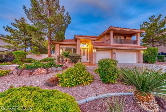1023 Chanterelle, Henderson, NV 89011 (MLS #2134296) :: Signature Real Estate Group