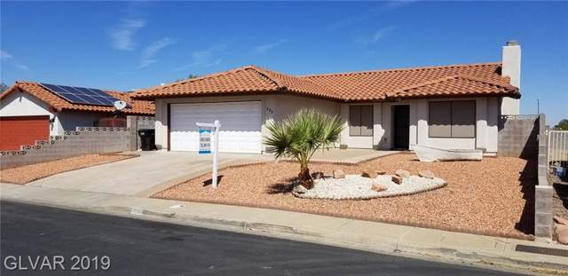 396 Marston, Henderson, NV 89015 (MLS #2134357) :: Vestuto Realty Group