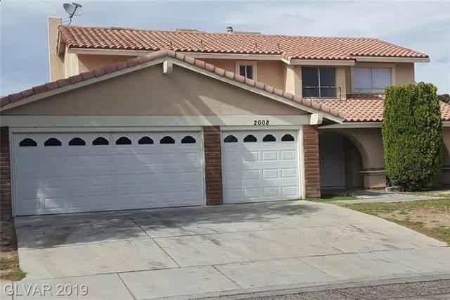 2008 Hacienda, Las Vegas, NV 89119 (MLS #2134409) :: Trish Nash Team