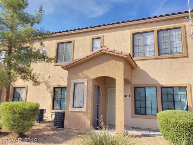2030 Rancho Lake #203, Las Vegas, NV 89108 (MLS #2134422) :: Capstone Real Estate Network