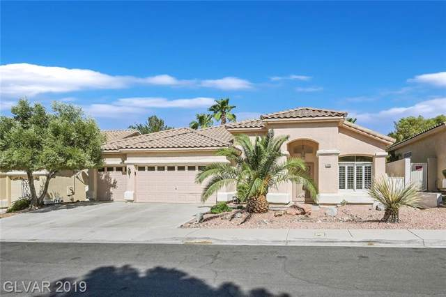 1723 Sand Storm, Henderson, NV 89074 (MLS #2134429) :: The Snyder Group at Keller Williams Marketplace One