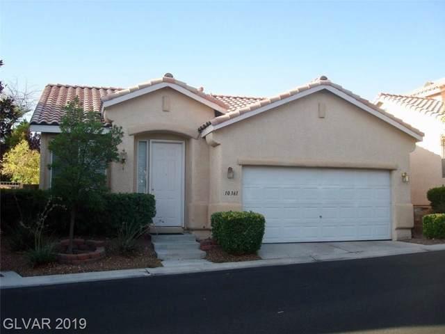 10361 Bent Willow, Las Vegas, NV 89129 (MLS #2134475) :: Trish Nash Team