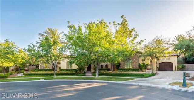19 Park Meadow, Las Vegas, NV 89141 (MLS #2134526) :: Capstone Real Estate Network
