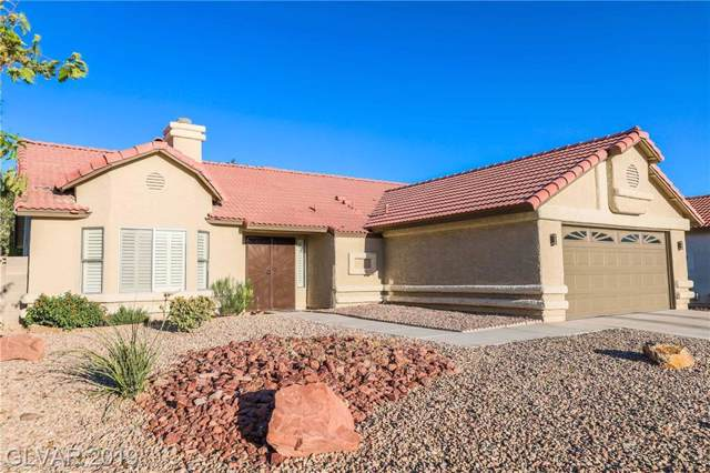 3116 Gentle Breeze, Las Vegas, NV 89108 (MLS #2134530) :: Signature Real Estate Group