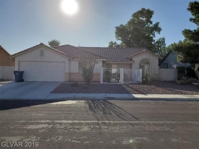 873 Samoy, Las Vegas, NV 89130 (MLS #2134559) :: Signature Real Estate Group