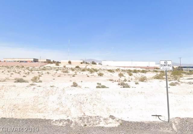 Lot 42 & 43 Block 16 Reverend Wilson, North Las Vegas, NV 89030 (MLS #2134612) :: Vestuto Realty Group