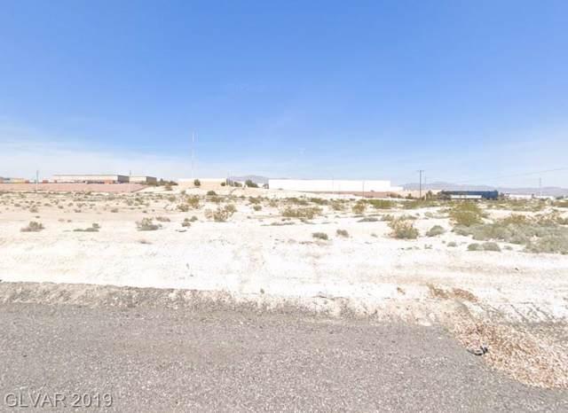 Lot 44 & 45 Block 16 Reverend Wilson, North Las Vegas, NV 89030 (MLS #2134619) :: Vestuto Realty Group