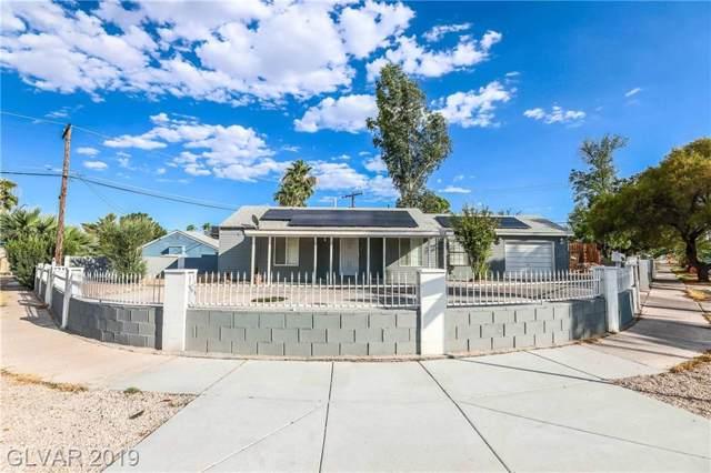 1119 16TH, Las Vegas, NV 89104 (MLS #2134662) :: Signature Real Estate Group
