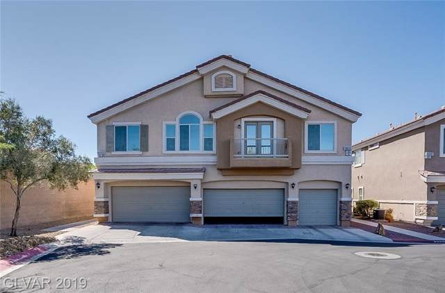 10693 Petricola #103, Las Vegas, NV 89183 (MLS #2134672) :: Signature Real Estate Group