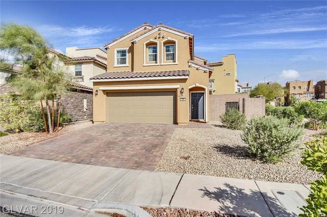 378 Ambitious, Henderson, NV 89011 (MLS #2134705) :: Trish Nash Team