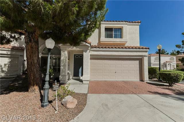 8872 Hampton Green, Las Vegas, NV 89129 (MLS #2134721) :: The Snyder Group at Keller Williams Marketplace One