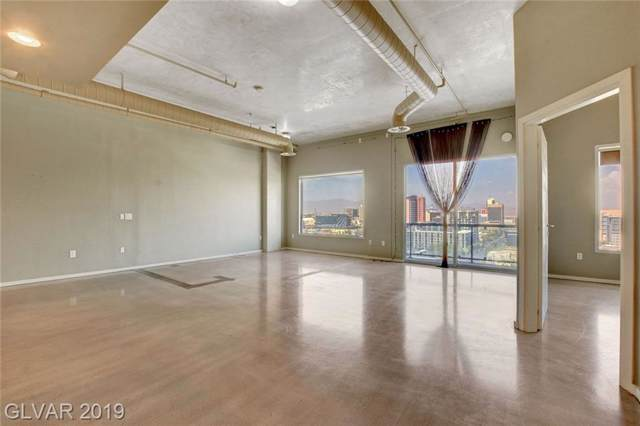 900 Las Vegas #1201, Las Vegas, NV 89101 (MLS #2134729) :: Signature Real Estate Group