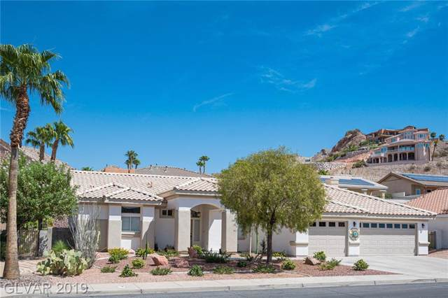 1145 Calico Ridge, Henderson, NV 89011 (MLS #2134736) :: Vestuto Realty Group