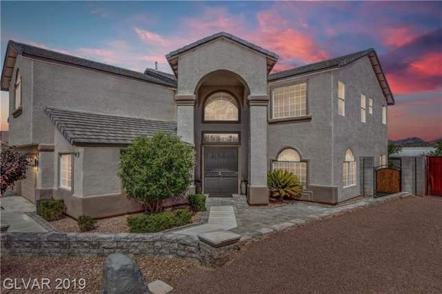 1026 Santa Susana, Henderson, NV 89002 (MLS #2134758) :: Trish Nash Team
