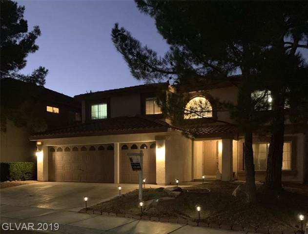 8628 Copper Mountain, Las Vegas, NV 89129 (MLS #2134768) :: Trish Nash Team