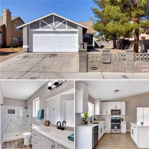 4612 Eugene, Las Vegas, NV 89108 (MLS #2134846) :: Signature Real Estate Group