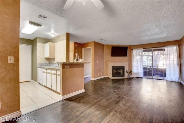 2200 Fort Apache #2007, Las Vegas, NV 89117 (MLS #2134879) :: Signature Real Estate Group