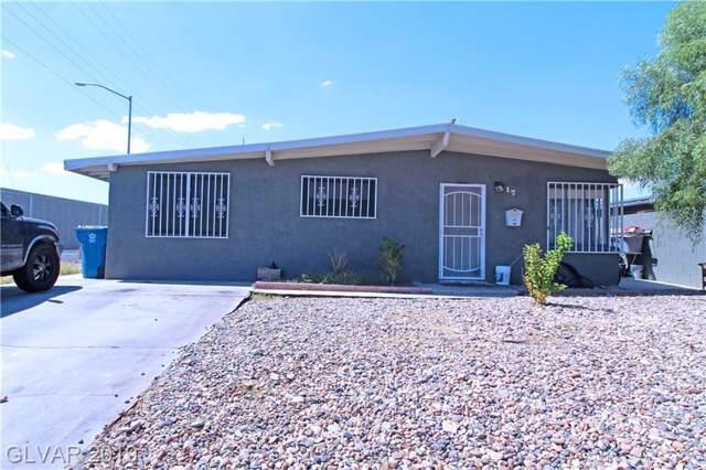 17 Yale, Las Vegas, NV 89107 (MLS #2134895) :: Capstone Real Estate Network
