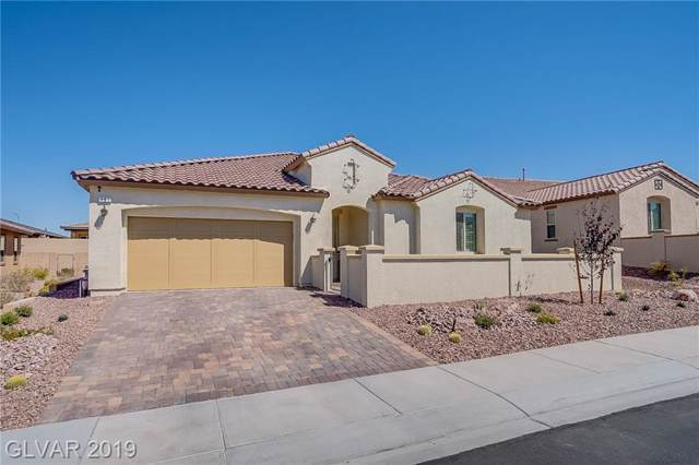 481 Intonation, Henderson, NV 89011 (MLS #2134908) :: Trish Nash Team