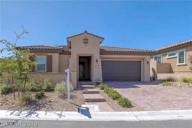 11823 Tavema, Las Vegas, NV 89138 (MLS #2134931) :: Vestuto Realty Group