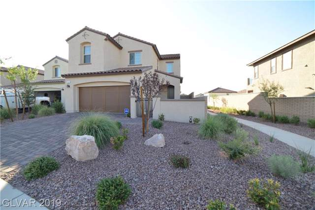 355 Espressivo, Henderson, NV 89011 (MLS #2134945) :: Trish Nash Team