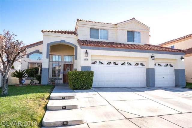 8879 Blake Alan, Las Vegas, NV 89147 (MLS #2134956) :: Signature Real Estate Group