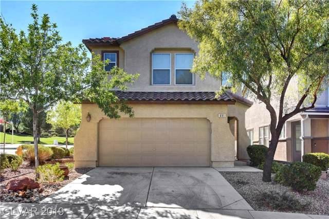 691 Moonlight Stroll, Henderson, NV 89002 (MLS #2134993) :: Signature Real Estate Group