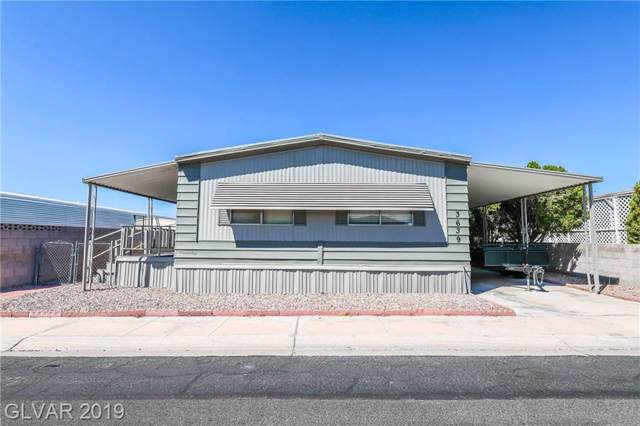 3639 Gulf Shores, Las Vegas, NV 89122 (MLS #2135027) :: Signature Real Estate Group