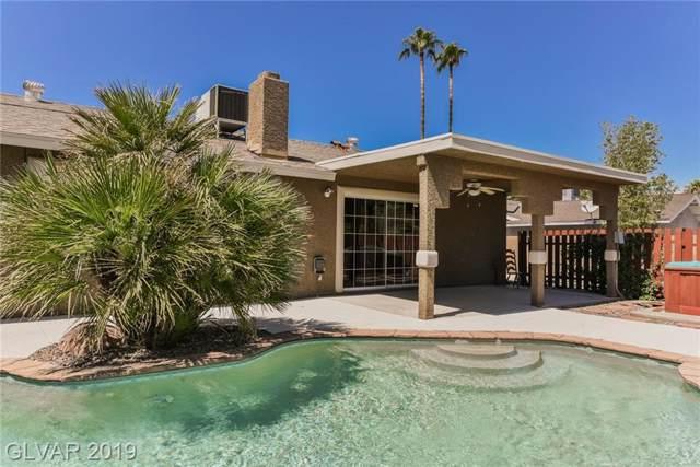 2416 La Luna, Las Vegas, NV 89014 (MLS #2135055) :: Signature Real Estate Group