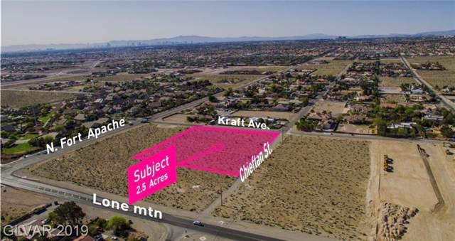 Kraft, Las Vegas, NV 89129 (MLS #2135072) :: The Snyder Group at Keller Williams Marketplace One