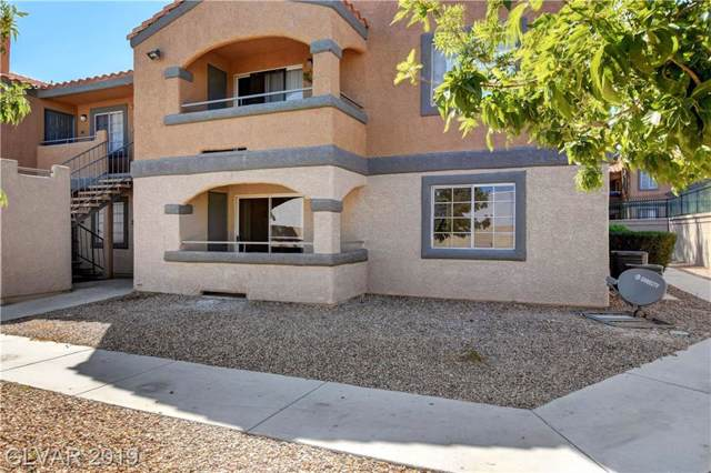 5220 Mission Carmel #108, Las Vegas, NV 89107 (MLS #2135104) :: Signature Real Estate Group