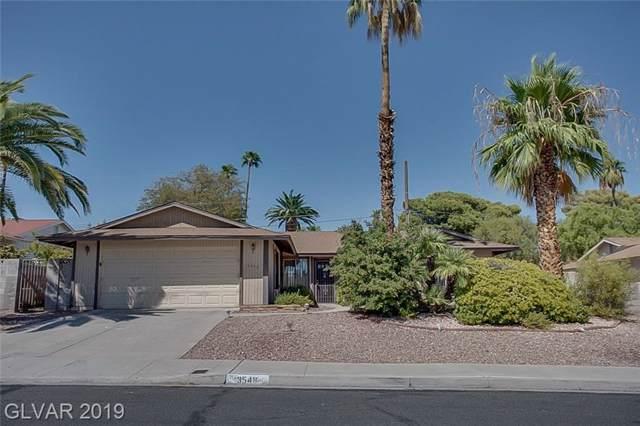 3548 Casey, Las Vegas, NV 89120 (MLS #2135123) :: Trish Nash Team