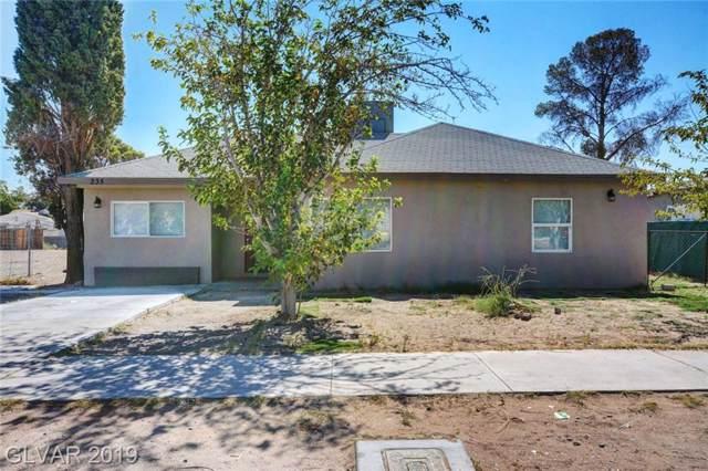 235 Earl, Las Vegas, NV 89101 (MLS #2135135) :: Signature Real Estate Group