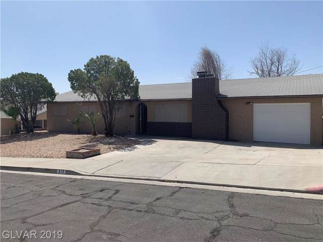 516 Don Vincente, Boulder City, NV 89005 (MLS #2135154) :: Trish Nash Team