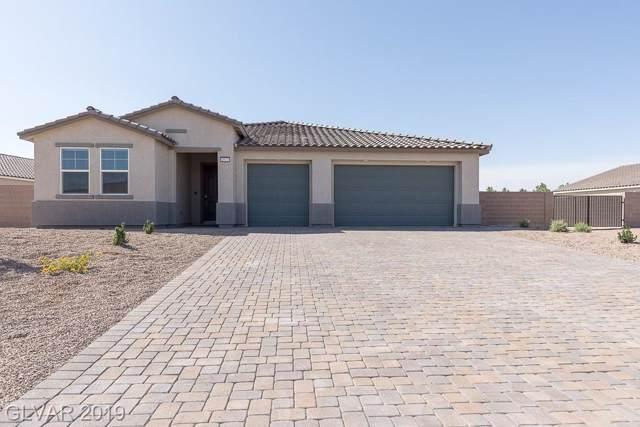 4621 E Suntree, Pahrump, NV 89061 (MLS #2135166) :: Signature Real Estate Group