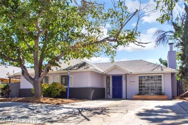 1056 Oakey, Las Vegas, NV 89104 (MLS #2135226) :: Signature Real Estate Group