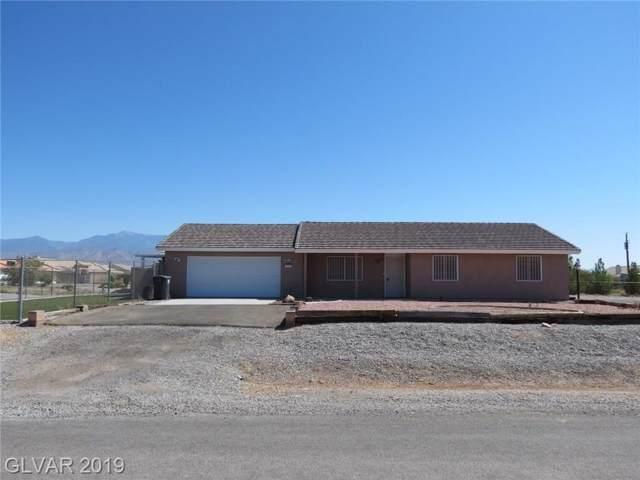 2931 S Rodeo, Pahrump, NV 89048 (MLS #2135227) :: Signature Real Estate Group