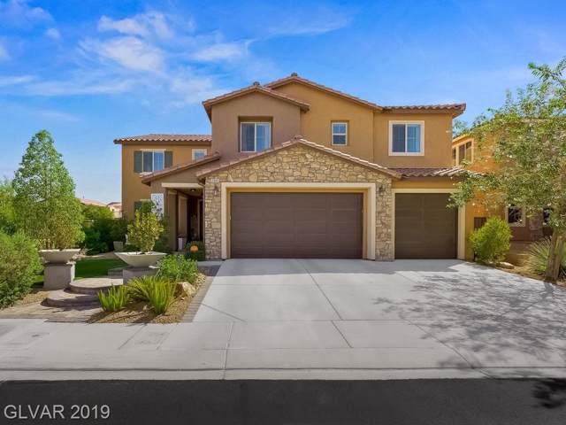 2969 Brackendale, Henderson, NV 89052 (MLS #2135240) :: Signature Real Estate Group